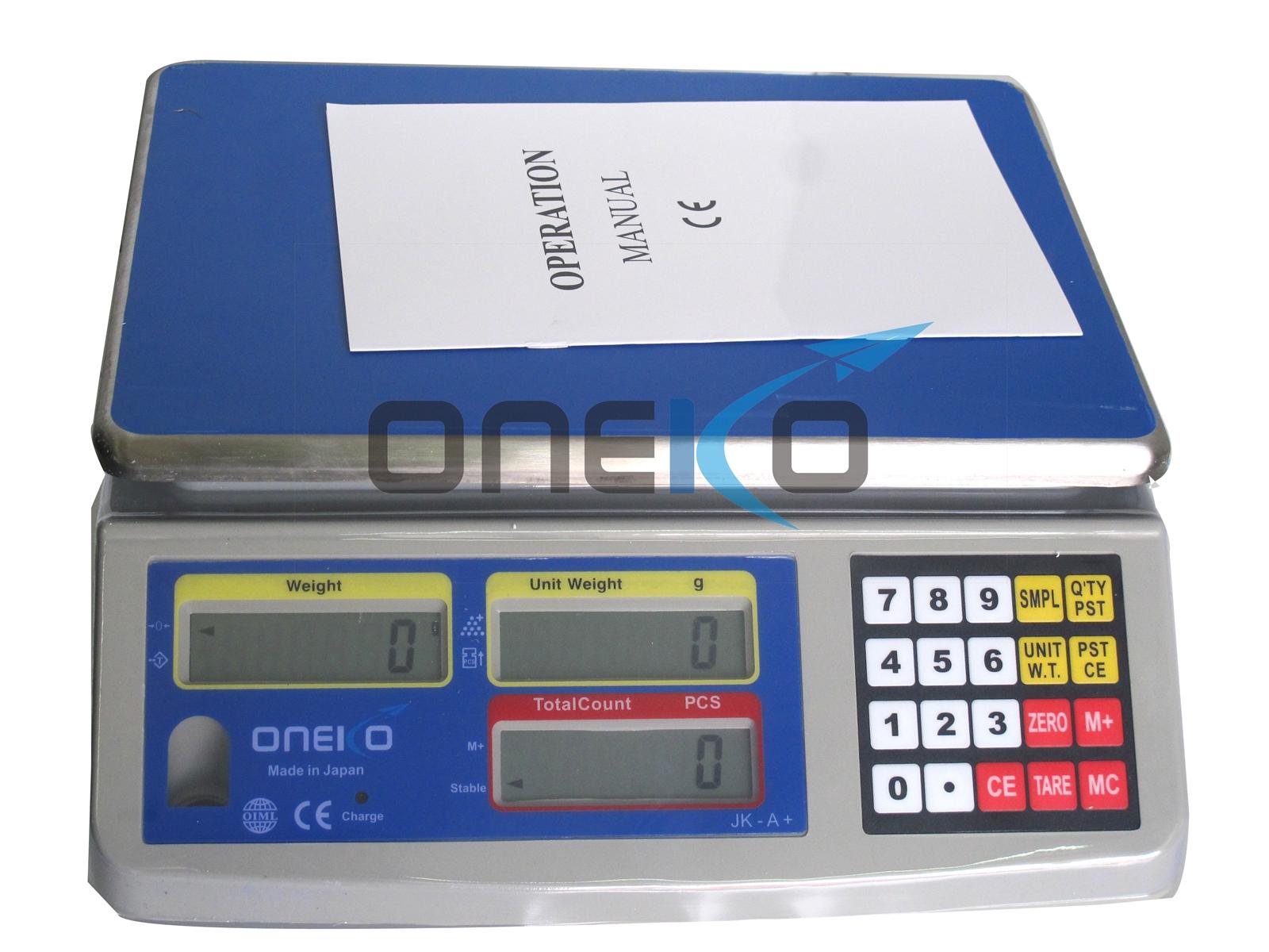 Cân đếm Oneko - Japan 6kg/0.2g