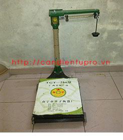 Cân bàn cơ 200kg Trung quốc