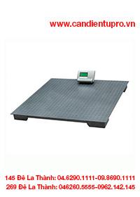 Cân sàn điện tử  Đài loan YTH 1 tấn