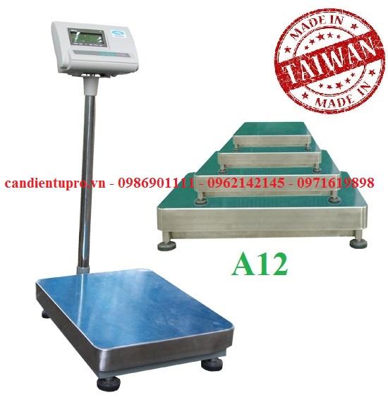 Cân điện tử A12-300kg