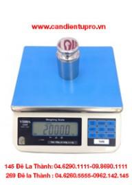 Cân điện tử Vibra HAW 6kg/0,1g