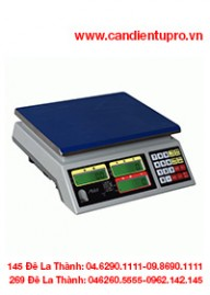 Cân điện tử đếm sản phẩm GCA 15kg/0,5g