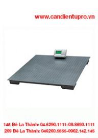 Cân sàn điện tử  Đài loan YTH3-2 tấn