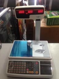 Cân bán hàng siêu thị in phiếu TP 30 (30kg/5g)